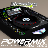 POWERMIX-PXDJ2000 Props/Scenes/Architecture Themed powerage