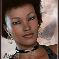 Ayana v4 3D Figure Essentials xilia78