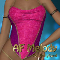 AF Melody Software Clothing Angelsfury2004