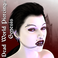 Dead World Piercings Genesis Clothing SickleYield