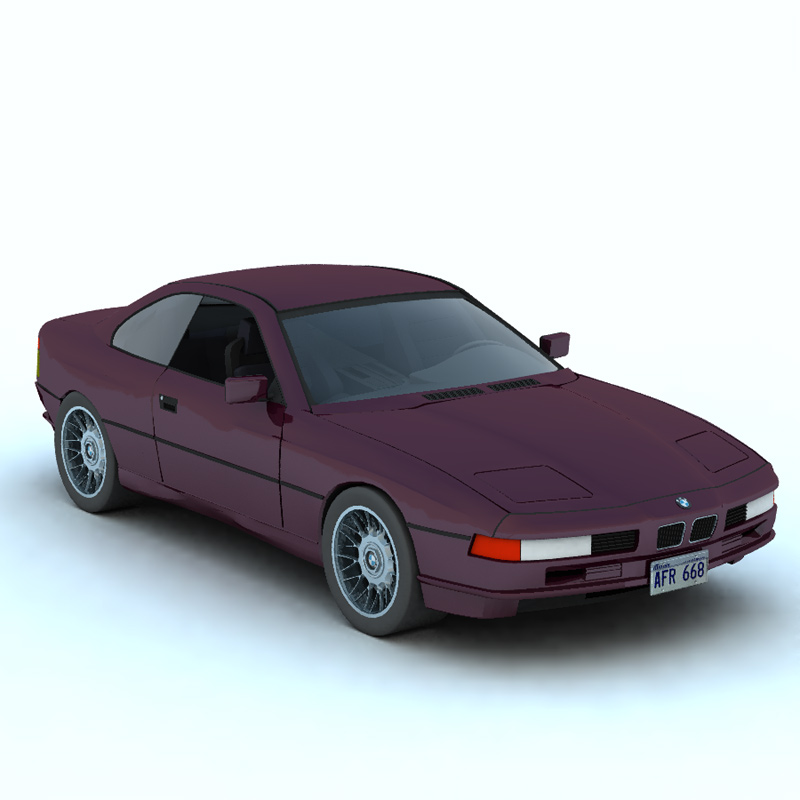 BMW 850 I for Vue
