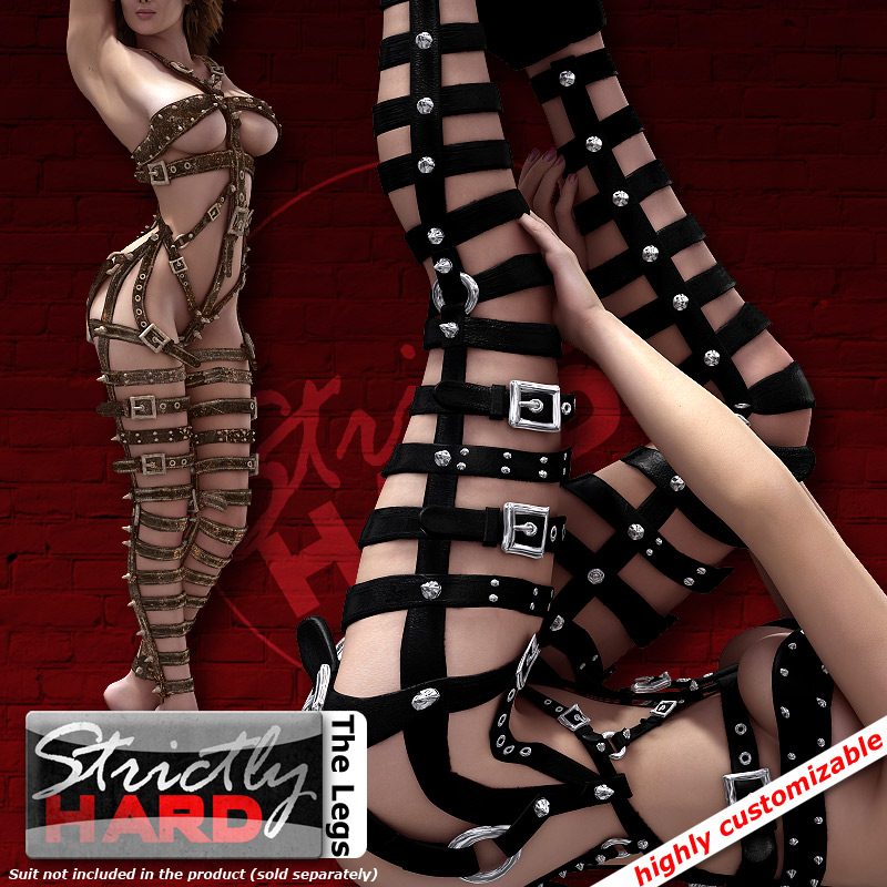 StrictlyHARD: The Legs