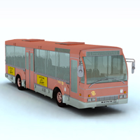 E.M.T. Bus (for Vue)  Digimation_ModelBank
