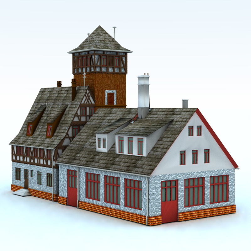 Firestation (for Vue)