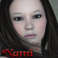 Nami 3D Models 3D Figure Essentials Imaginary_House
