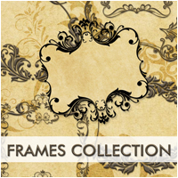 Frames Collection 2D And/Or Merchant Resources Atenais