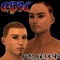 FSL Epic Genesis 3D Figure Essentials fuseling