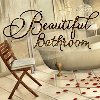 i13 LK Beautiful Bathroom 3D Models ironman13