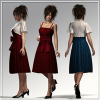 V4S dress for V4A4 image 1