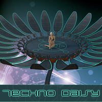 Techno Daisy 3D Models 1971s