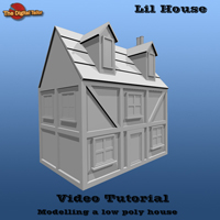 Lil House Tutorials : Learn 3D Fugazi1968