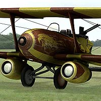 Steampunk Dive Bomber image 3