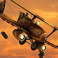 Steampunk Dive Bomber image 8