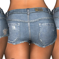 The Cutoff Jeanz for V4, A4, G4 image 5