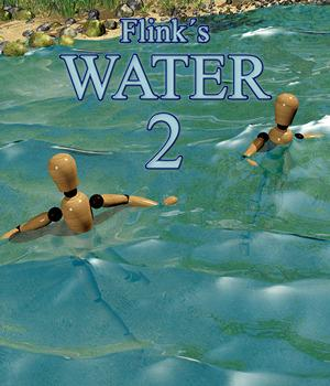 Flinks Water 2 3D Models Flink
