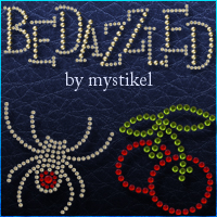 Bedazzled 3D Models 2D Graphics mystikel