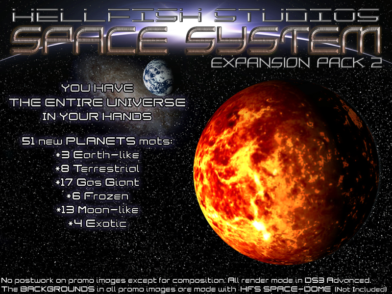 HFS Space System: Expansion Pack 2