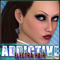 Addictive Electra Hair Themed OziChick
