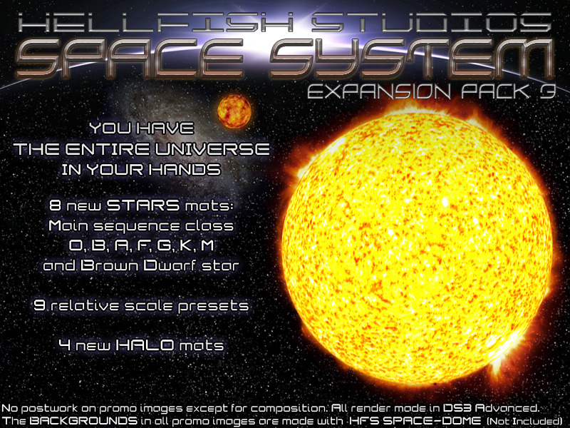 HFS Space System: Expansion Pack 3