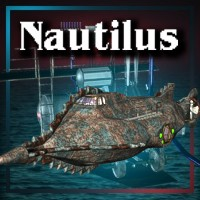 MM Nautilus 3D Models Mike2010