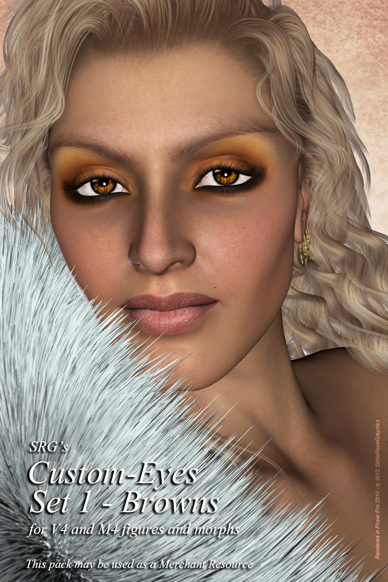 SRG-Custom Eyes - Browns