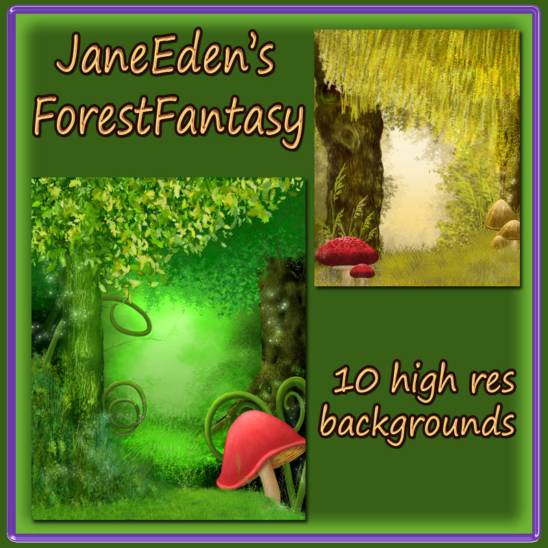 JaneEden'sForestFantasy