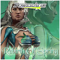Rebirth Of Spring V4/A4/G4/Elite 3D Models 3D Figure Assets powerage