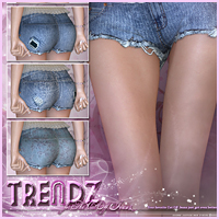 Trendz for the Cut Off Jeanz image 1