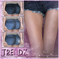 Trendz for the Cut Off Jeanz image 2
