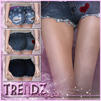 Trendz for the Cut Off Jeanz image 3