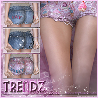 Trendz for the Cut Off Jeanz image 4