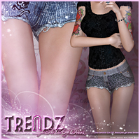 Trendz for the Cut Off Jeanz image 6