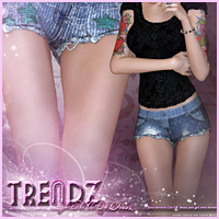 Trendz for the Cut Off Jeanz image 8