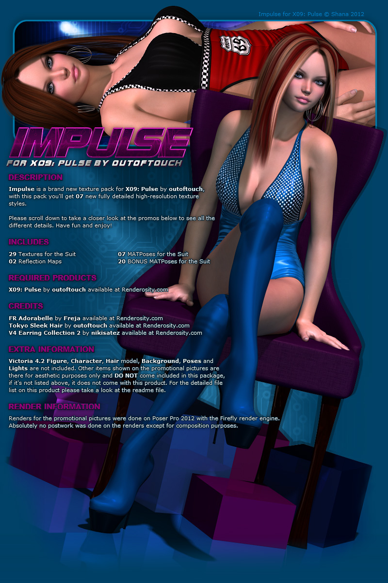 Impulse for X09: Pulse