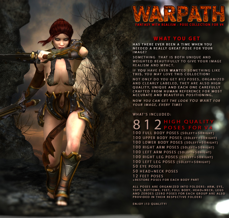 i13 WARPATH