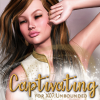 CAPTIVATING for X07 Unbounded Themed Clothing Lyoness