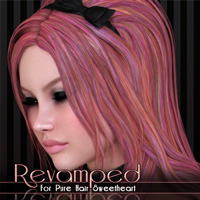 Revamped - Sweetheart Clothing Hair Freja