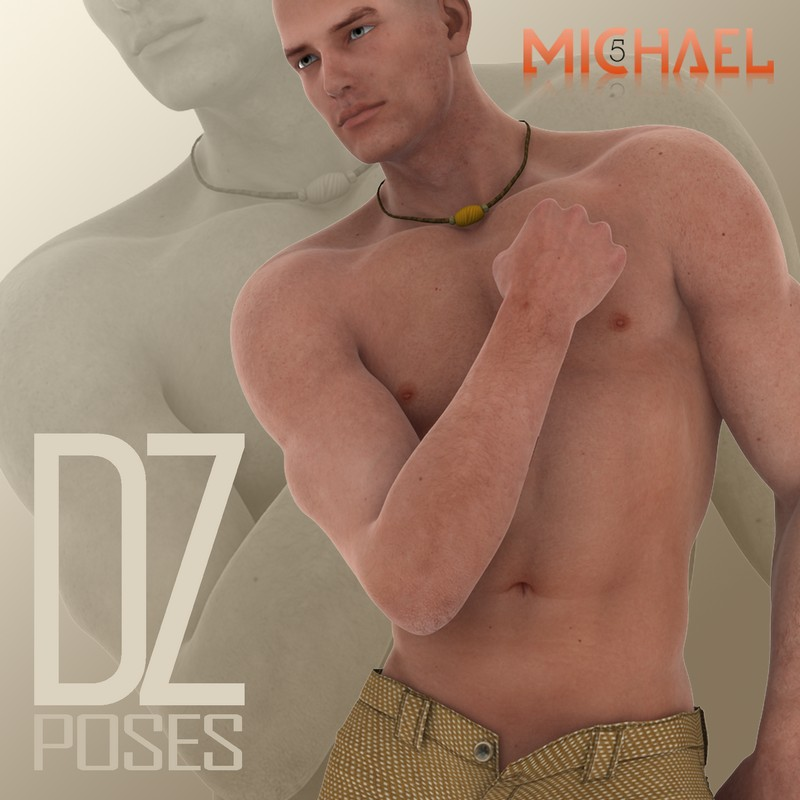 DZ For M5 Pose Set 1