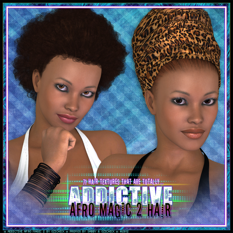 Addictive Afro Magic 2