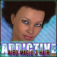 Addictive Afro Magic 2 Themed Hair OziChick