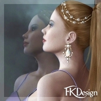 Essentials Vol. IV-Glass&Mirror 3D Figure Assets 3D Models fabiana