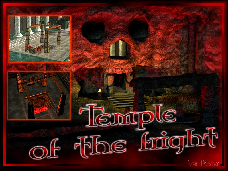 Temple of the fright
