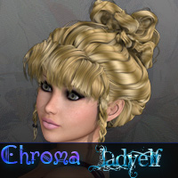 Chroma Lady Elf Hair Software Edain