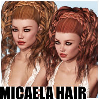 Micaela Hair Themed Hair outoftouch