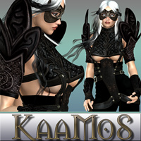 KaaMos 3D Figure Essentials 3D Models Mint3D