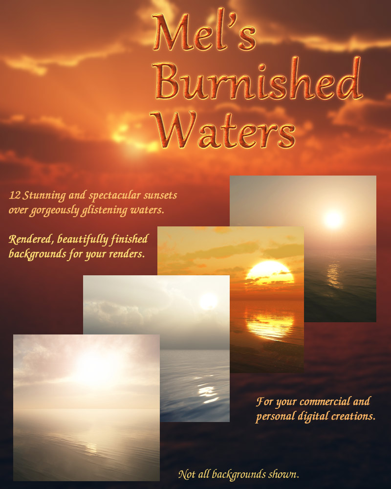 Mels Burnished Waters