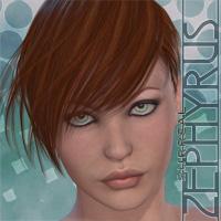 Surreal Zephyrus 3D Figure Essentials surreality