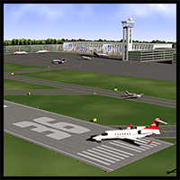 Polygon International Airport Themed Props/Scenes/Architecture 2nd_World