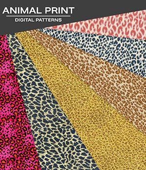DP - Animal Print 2D Graphics Atenais