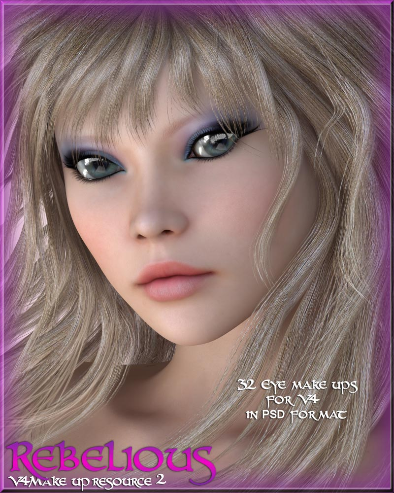 Rebelious V4 Make up 2 MR